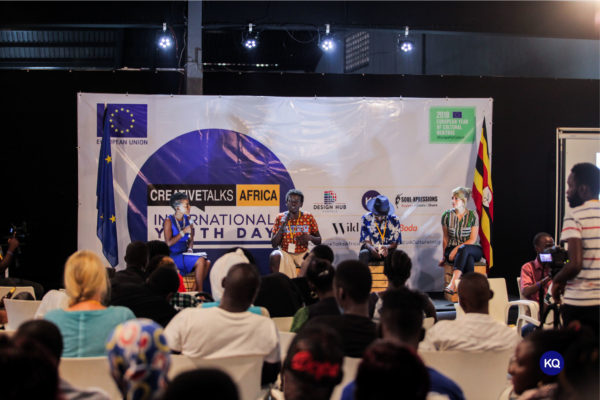 Creative Talks Africa (KQ x European Union)
